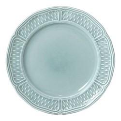 Pont aux Choux Set of 4 canape plates, 18cm, celadon