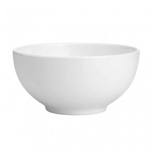 White China Cereal bowl, 16cm, Test