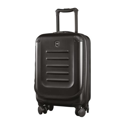 Spectra 2.0 Expandable Expandable compact global cabin case, H55 x W35 x D20cm, black