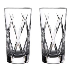 Gin Journey - Olann Pair of highball glasses, 40cl, clear