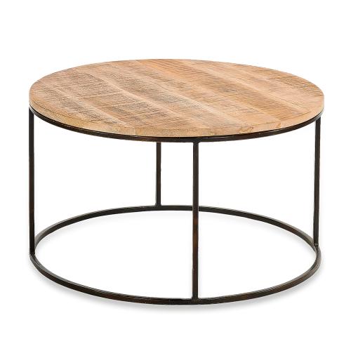 Luto Coffee Table, H40 x W70 x D70cm