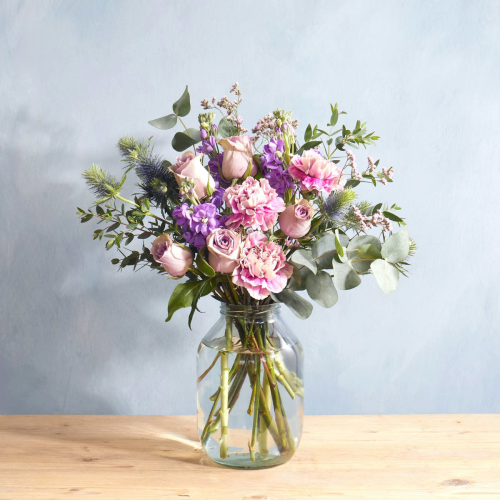 Regular Letterbox flower subscription, 6 months