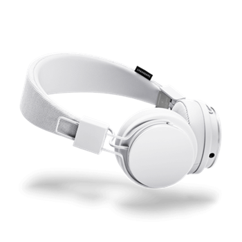 Plattan ADV Wireless headphones, white
