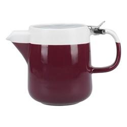 Barcelona Teapot, 420ml, plum
