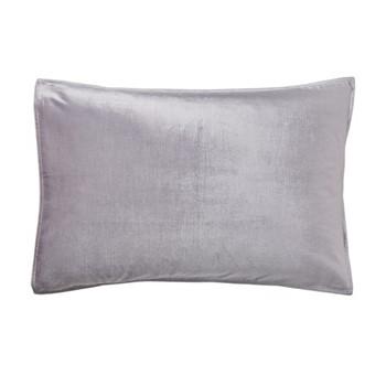 Samsara Standard pillowcase, L48 x W74cm, platinum