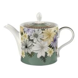 Atrium Teapot, 1.1 litre, green