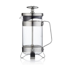 3 cup coffee press, electric steel