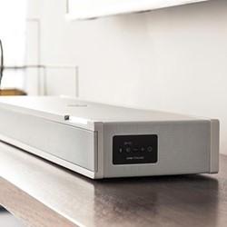 One P70W Soundbar, L70 x W17.3 x D7.7cm, white matte