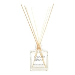 Magnolia Citron Reed diffuser, clear