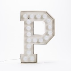 Vegaz P Letter light, H60cm