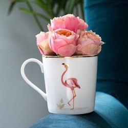 Flamboyant flamingo mug 0.34L
