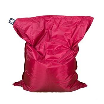 Junior Beanbag, 140 x 110cm, vibrant red