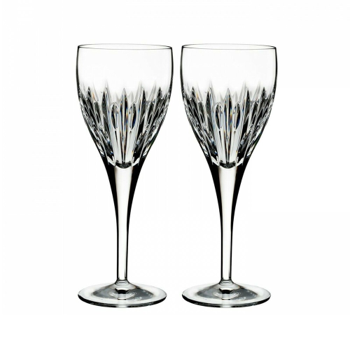 Ardan Collection Pair of wine glasses, H22.3 x W8.2 x D8.2cm