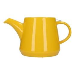 Hi-T 2 cup teapot, H11 x D12cm, honey
