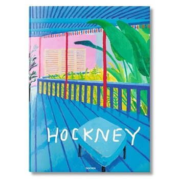 Hans Werner Holzwarth, Marc Newson David hockney. a bigger book