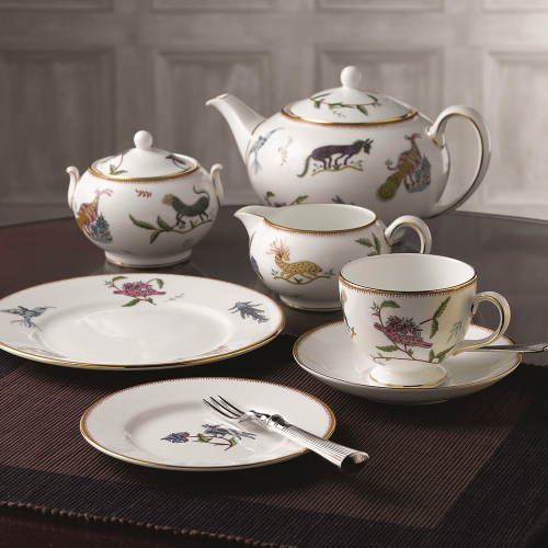 Mythical Creatures Teacup and saucer