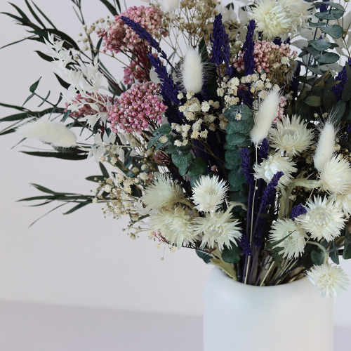 Meadow Large hand-tied bouquet, H42-48cm, Mixed