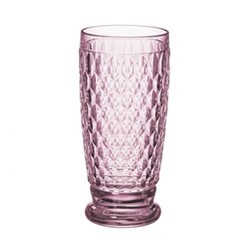Boston Coloured Highball/beer tumbler, 40cl, rose