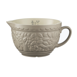 In The Forest Measuring jug, 1 Litre, Grey