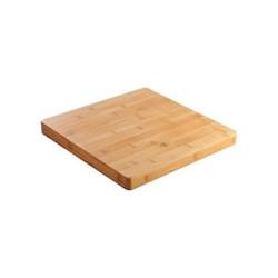 Essentials Square butchers block, 37cm