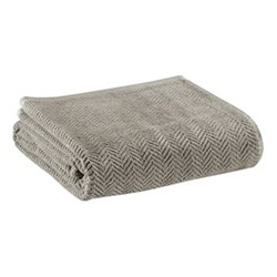 Roberto Maxi bath towel, 100 x 180cm, mink
