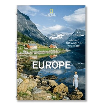 Reuel Golden National geographic. around the world in 125 years. europe