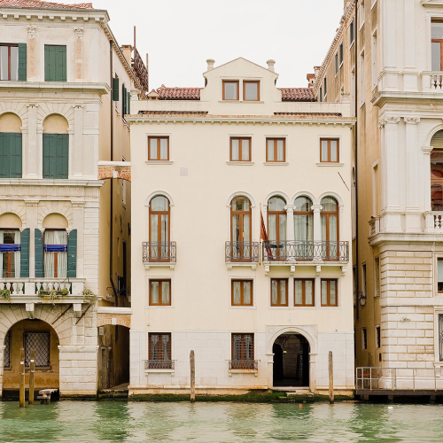 Gift Voucher towards one night at The Palazzina Grassi for two, Venice