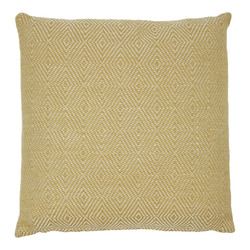 Diamond Cushion, L45 x W45cm, Gooseberry