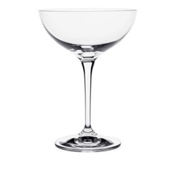 Atlantic Champagne glass, 15cm - 170ml, clear