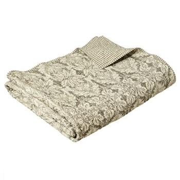 Botanique reversible quilt