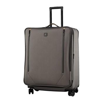 Lexicon 2.0 Large dual caster suitcase, H72 x W56 x D34cm, grey
