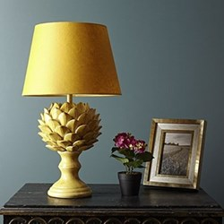 Large table lamp - base only H38 x W23cm