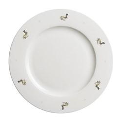 Hare Dinner plate, 27cm