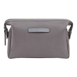 K?enji Wash bag, W23 x H17 x D8cm, quartz grey