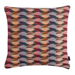 Wisley Large square cushion, 56 x 56cm, pink