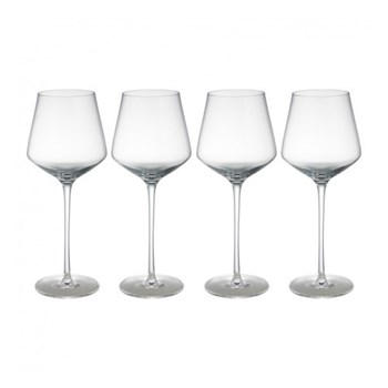 Hamburg Set of 4 white wine glasses, 31cl