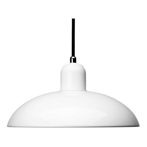 Kaiser Idell-6631 P Pendant lamp, H13.5 x Dia28.5cm, White
