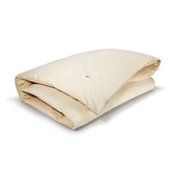 Oxford King/super king size duvet cover, 270 x 310cm, sand