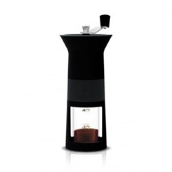Macinacaffe Manual moka coffee grinder, black