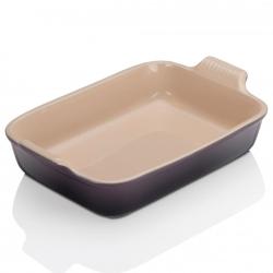 Stoneware Rectangular dish, 32 x 28cm - 3.85 litre, Flint