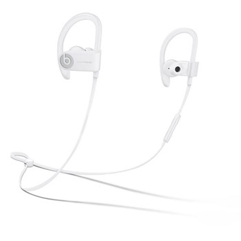 Powerbeats3 Wireless earphones, white