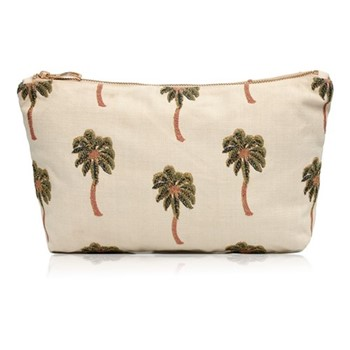Kenya Collection - African Palmier Pouch, 20 x 30cm, natural