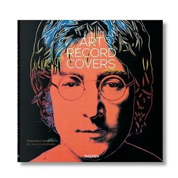 Francesco Spampinato Art record covers