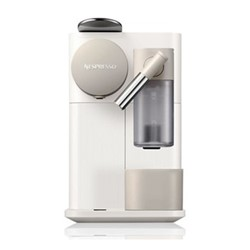 Lattissima One - EN500W Coffee machine by De'Longhi, 1 litre, white