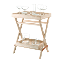 Gin Grand serving set with tray