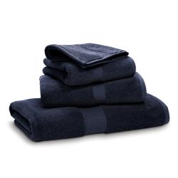 Avenue Bath towel, 70 x 140cm, Midnight