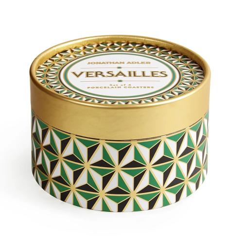 Versailles Coaster set, 10cm