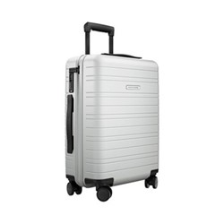 H5 Cabin trolley suitcase, W40 x H55 x D20cm, light quartz grey