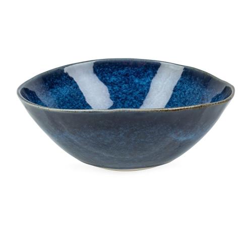 Mervyn Gers Pasta bowl, Midnight Blue