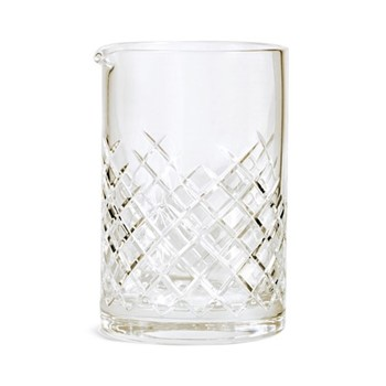 Small mixing glass
